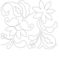 0179 - Chiristmas Paisley.jpg 887×895 pixels