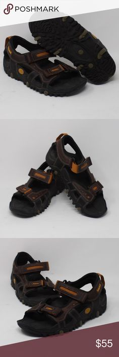dc3fb1f2a91 Men s TrailRAY Timberland Sandals Sz 7M 13172 6159 Men s TrailRAY  Performance Sandals US Size 7M model