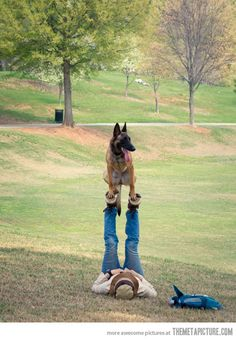 @Jason Randorf bet you could train Milla to do this!  :-)