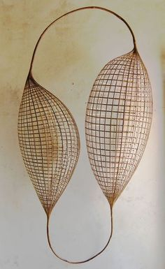 brown - sculpture - Sopheap Pich - Bamboo and wire Organic Sculpture, Art Sculpture, Land Art, Theme Design, Instalation Art, Art Archive, New Shape, Wire Art, Art Plastique
