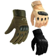 Tactical Full Finger Gloves Offer