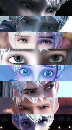 jack frost brown hair and blue eyes - Αναζήτηση Google
