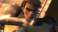 Photo of Anakin for fans of Clone wars Anakin skywalker 23121542 Star Wars Watch, Star Wars Baby, Set Me Free, George Lucas, Anakin Skywalker, Star Wars Clone Wars, Obi Wan, You Are The Father, Pop Culture