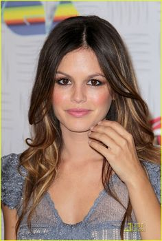 Hmmm maybe touch up my ombre like this....?