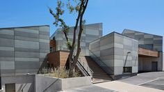 Cbbm Architectes. Community center in Aix-en-Provence. EQUITONE facade materials. equitone.com