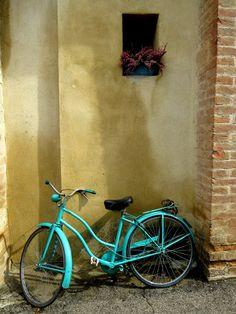 Bicicletta  http://tuscanmuse.com