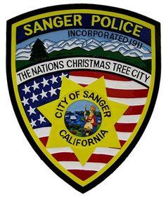 Sanger Police Department Plaque. Starts at $97.95