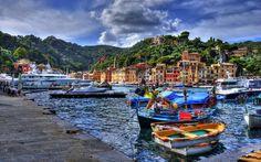 Portofino in Genova, Liguria