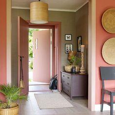 Entry Hallway, Entryway, Hallway Ideas, Hetalia Norway, Wall Colors, Room Inspiration, Ikea, New Homes, Bedroom