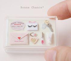 2017. Miniature set♡ ♡ By Bonne Chance