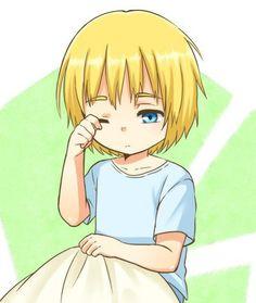 Armin!!! He's so adorable!!!<3
