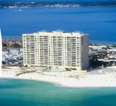 Emerald Isle Pensacola Beach Beachfront Luxury Condo Als