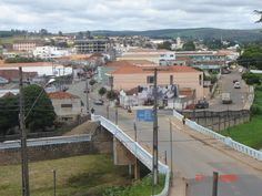 Jaguariaíva, Paraná, Brasil - pop 34.285 (2014)