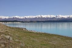 sonderfahrt: Lake Tekapo