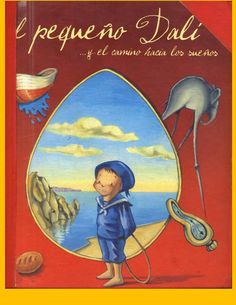 Salvador Dali was no ordinary person, & his art proves it! Teach kids to think outside the box with these 10 Surrealist Salvador Dali Art Projects for Kids. Art Books For Kids, Childrens Books, Art For Kids, Art Children, Salvador Dali Kunst, Arte Elemental, Art Curriculum, Kindergarten Art, Preschool