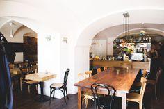 My favorite vegan spots in Graz - 2nd: Cafe Erde | by www.juyogi.com