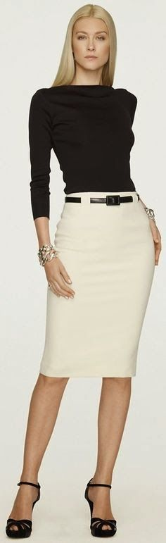 Ralph Lauren Black Label Skirt | Fashion World
