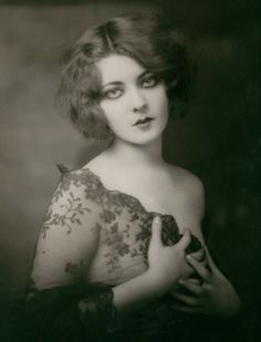 Marion Benda, 1920s, Ziegfeld Follies dancer could not find her hat and was late for the Halloween dance!
