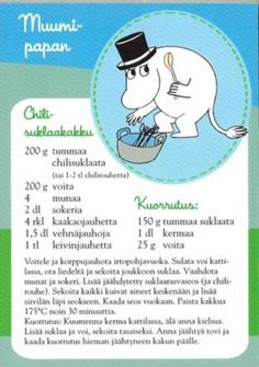 Finnish Recipes, Tove Jansson, Baking With Kids, Food Inspiration, Food To Make, Food Porn, Yummy Food, Sweets, Homemade