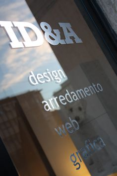 La sede dello studio di progettazione che ho fondato nel 1982 a Pesaro. www.marcellogennari.it