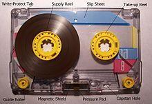 Compact Cassette -