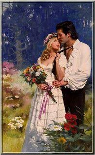 You have to love a good vintage romance novel cover. Romance Arte, Vintage Romance, Fantasy Romance, Romance Novel Covers, Romance Novels, Art Et Illustration, Illustrations, Art Romantique, Creation Photo