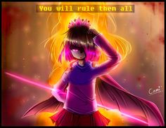 You will rule them all (Speedpaint coming soon) by CamilaAnims on DeviantArt