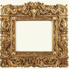Richly carved 16th century Sansovino frame being auctioned in Somerset very soon. To all frame lovers this is special...very special. #fineart #antiqueframes