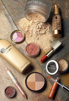 bare minerals makeup...