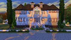 Mod The Sims - Shabby Chich House