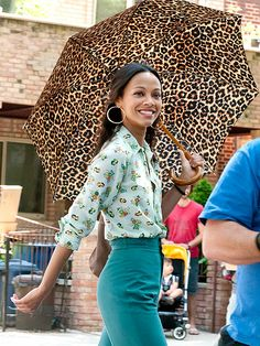 Star Tracks: Friday, June 1, 2012 - SPOT ON - Star Tracks, Zoe Saldana : People.com : People.com - via http://bit.ly/epinner