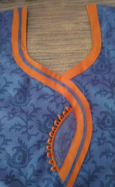 Best 12 Latest Neck Design For Kurtis Chudithar Neck Designs, Neck Designs For Suits, Neckline Designs, Dress Neck Designs, Collar Designs, Salwar Suit Neck Designs, Churidar Designs, Kurta Neck Design, Saree Blouse Neck Designs