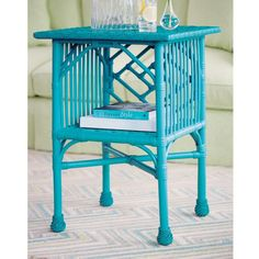 Grace Side Table Maine Cottage Wickerfurniture Wicker Furniture Diy Outdoor