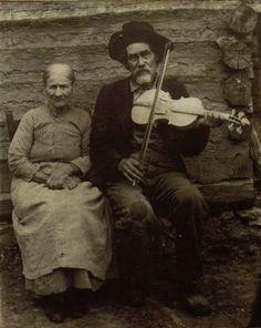 Appalachian farm couple