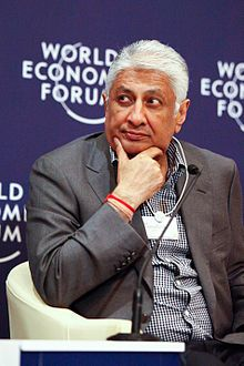 Ajit Gulabchand (born 1948)[1] is an Indian industrialist. Gulabchand is the chairman and Managing Director of Hindustan Construction Company. https://en.wikipedia.org/wiki/Ajit_Gulabchand