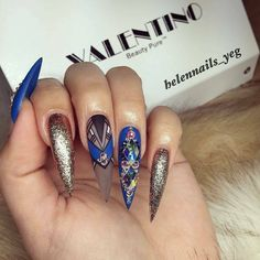 """2,108 Me gusta, 12 comentarios - Ugly Duckling Nails Inc. (@uglyducklingnails) en Instagram: """"Beautiful nails by @margaritasnailz ✨Ugly Duckling Nails page is dedicated to promoting quality,…"""""""