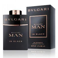 """""""Bvlgari Man In Black de Bvlgari es una fragancia de la familia olfativa Cuero para Hombres. Las Notas de Salida son ron y especias"""