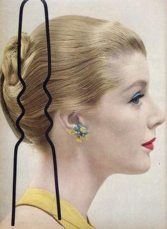 hairpin 1955