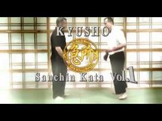 Kyusho Sanchin Kata Vol.1