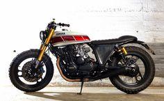 Custom Yamaha Xj 900 Custom Yamaha XJ 900 Scrambler a custom bike from the…