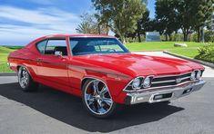 69 Chevelle #classiccarschevroletss