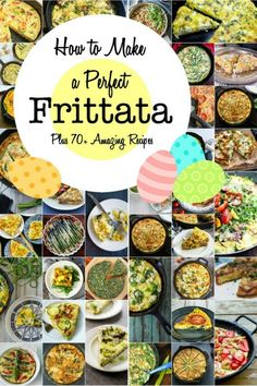 You Have Meals Poisoning More Normally Than You're Thinking That How To Make A Perfect Frittata Plus 70 Frittata Recipes The Good Hearted Woman Smoked Salmon Frittata, Baked Frittata, Sweet Potato Frittata, Asparagus Frittata, Frittata Recipes, Egg Recipes, Brunch Recipes, Breakfast Recipes, Breakfast Ideas