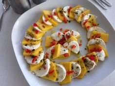 Mango + Mozzarella