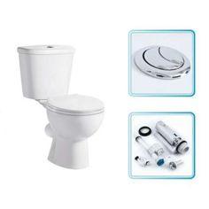 Stadium Bathrooms Galaxy Pan Cistern Inc Soft Close Seat Toilets Galaxy