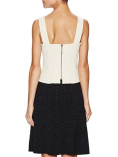 Wineland Corset from Sophisticated Essentials Feat. Nanette Lepore on Gilt