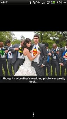 If only i thought of this for my wedding