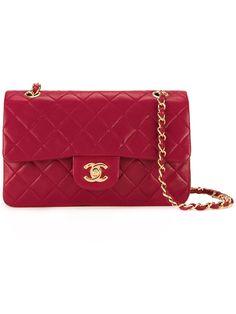 Chanel Vintage sac porté épaule matelassé