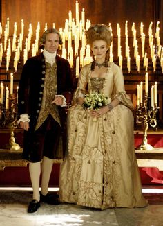 The Duchess (2008) || 48 Of The Most Memorable Wedding Dresses From The Movies - by Kimberley Dadds; Warner Bros. || Buzz Feed ... #BridalGown; #KeiraKnightley <3