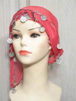 Gypsy Party - Headscarf with Coins Party Props, Party Themes, Gypsy Party, Party Supplies, Coins, Dress Up, Texas, Disney Princess, Vintage