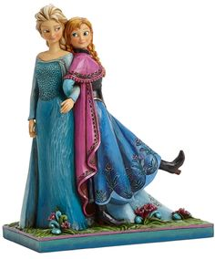 New rewards: Jim Shore Elsa & Anna Sisters Forever - 3250 points (SOLD OUT)